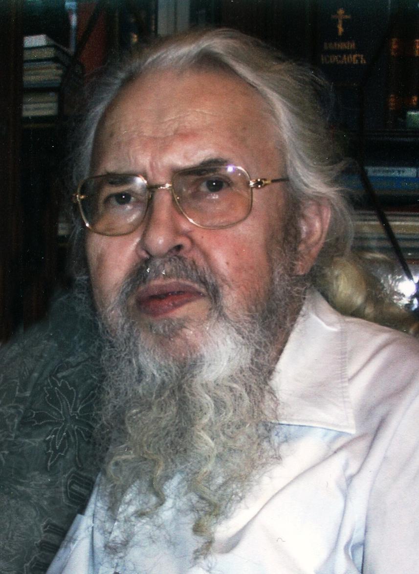 Протоиерей Сергий Пух. Фото 2005 г.