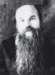 Фото Германа (Ряшенцева)из следственного дела, 1928 г.