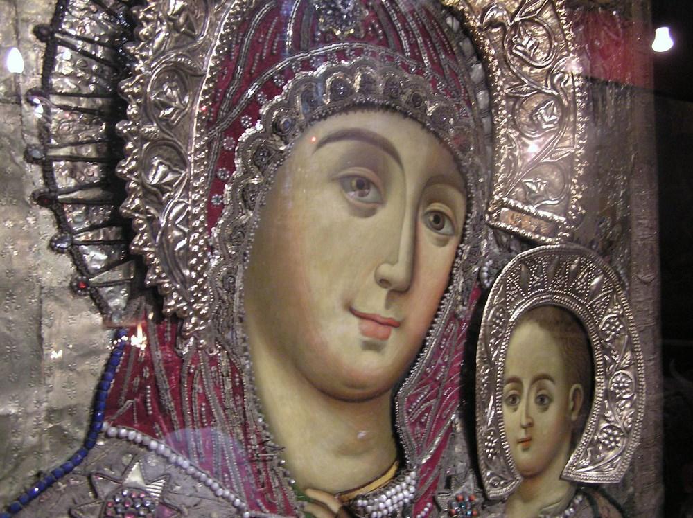 Чудотворная икона Божией Матери «Вифлеемская»