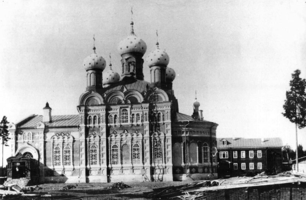 Кылтовский монастырь до революции