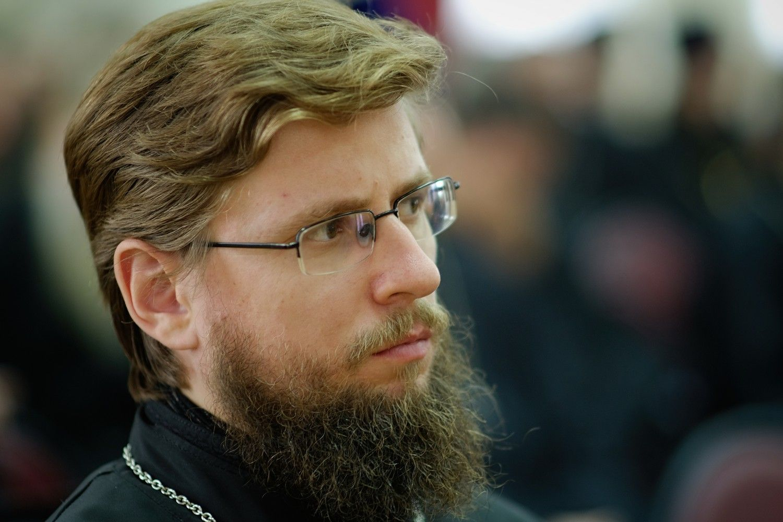 Отец Евгений Самойлов