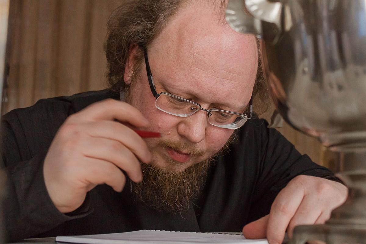 Протоиерей Александр Удин: «Священник должен уметь и строить, и ремонтировать, и организовывать…»