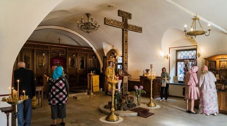 Остров Кий спасший патриарха Никона || Остров Кий спасший патриарха Никона